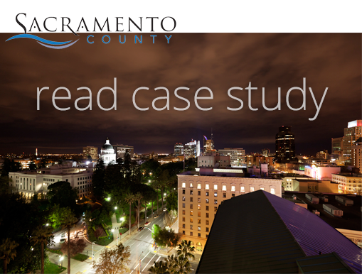 Sacramento County ECM solution