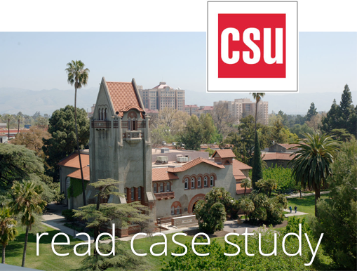 California State University ECM solution for higher education