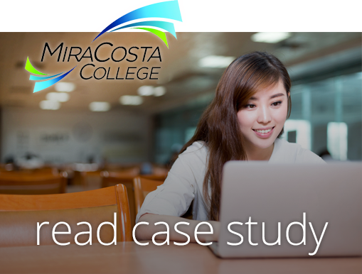 MiraCosta College content management solution