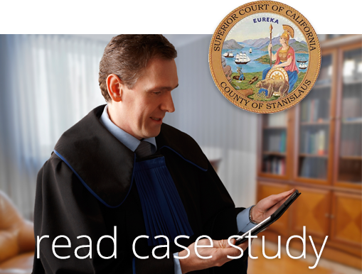 Superior Court of California ECM solution